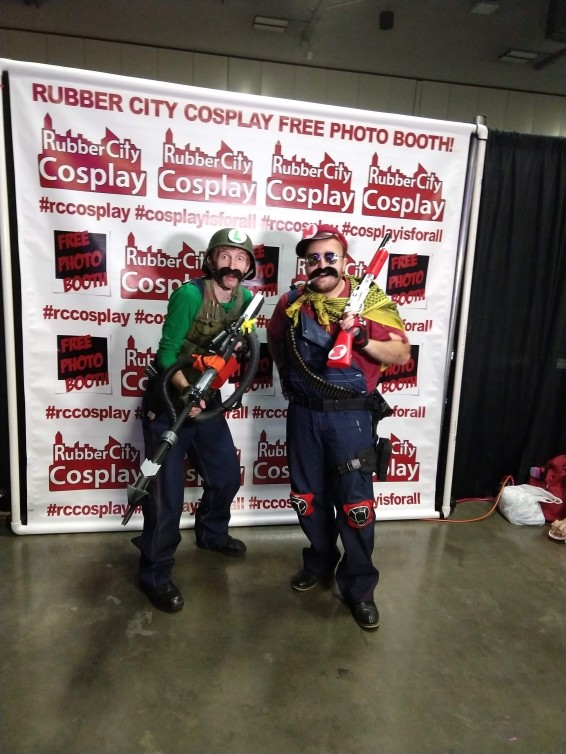 No con is complete without cosplay
