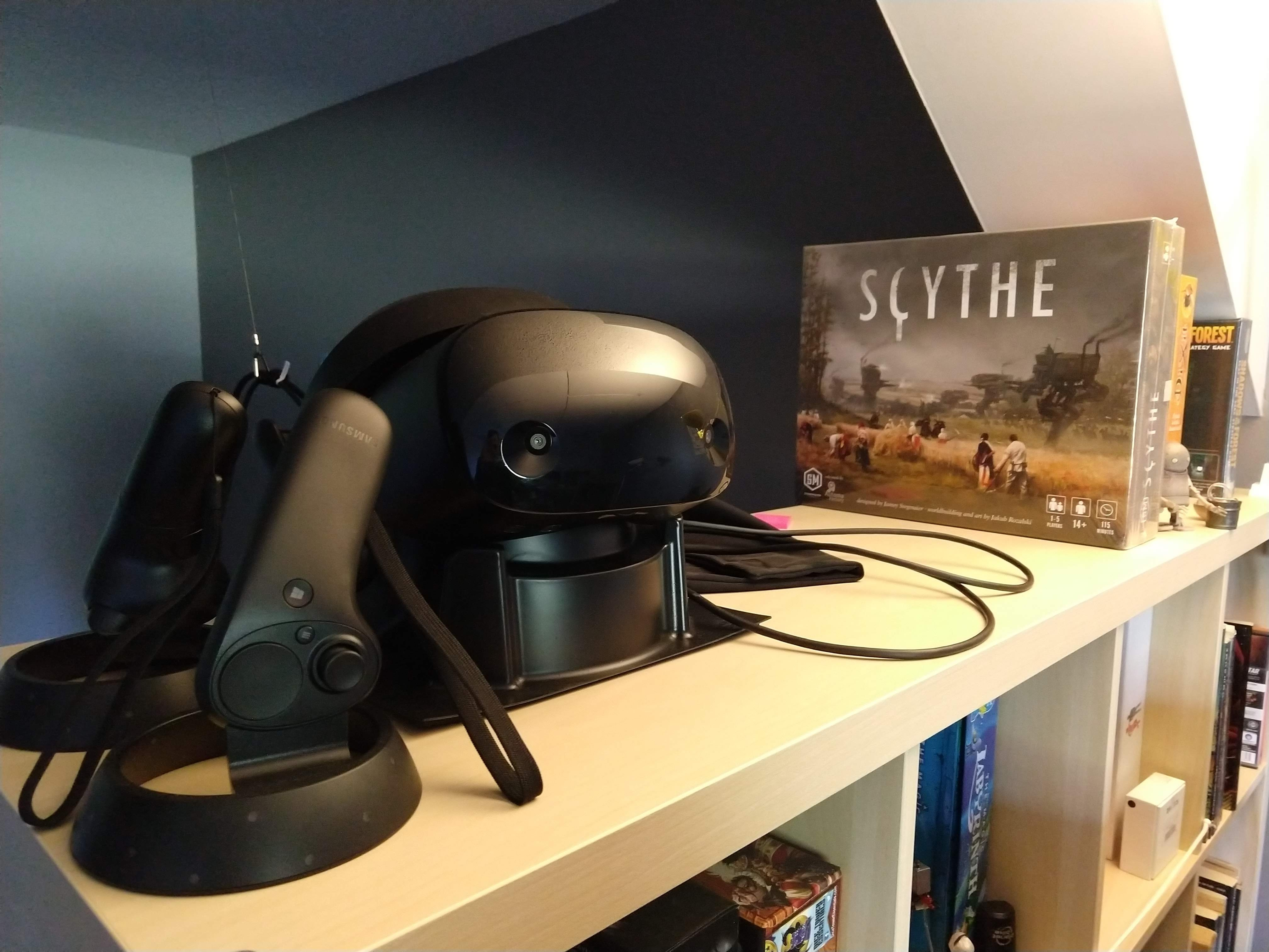 Samsung Odyssey+: How I Betrayed Linux VR for Better Resolution